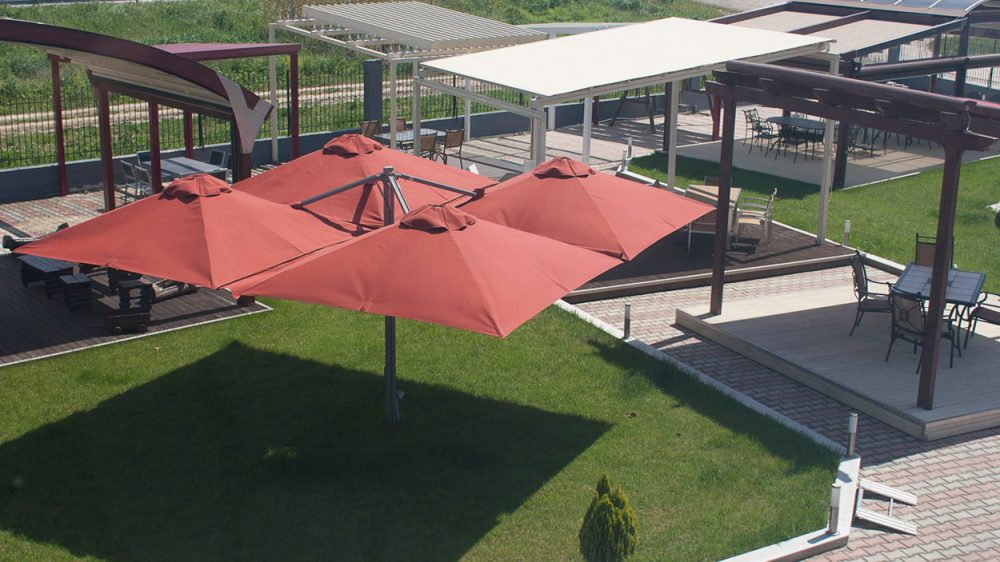 STABLE UMBRELLAS