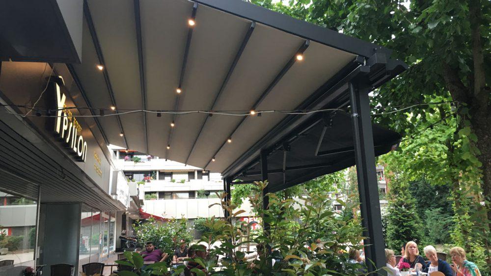 YPSILON ESSEN, Cafe bar